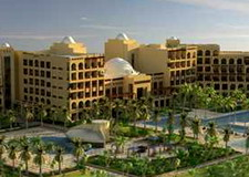 Отели в ОАЭ Отель Hilton Ras Al Khaimah Resort & Spa
